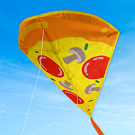 Pizza Kite