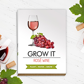Rosé Wine Grow It