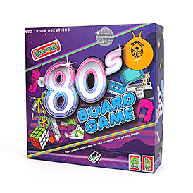 Awesome 80's Board Game