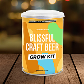 Grow Tin - Blissful Craft Beer