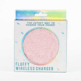 Fluffy Wireless Charger