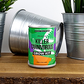 Grow Tin - Killer Carnivorous