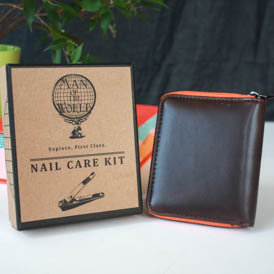 man of the world nail care kit
