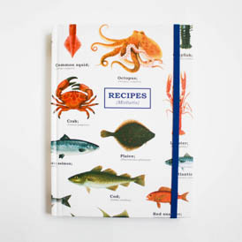 sea life recipe book