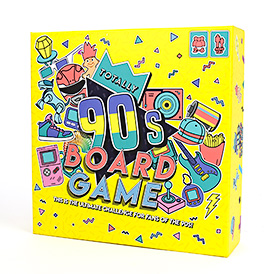 Totally 90's Board Game