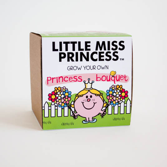 Little Miss Princess Grow Kit