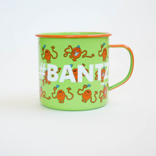 Mr Men Mug - Bantz