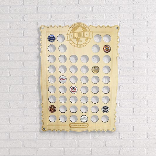 Beer Cap Collection