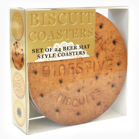 Coasters - Biscuit Circle