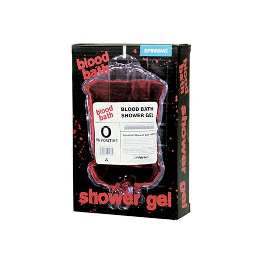 Blood Bath - Shower Gel