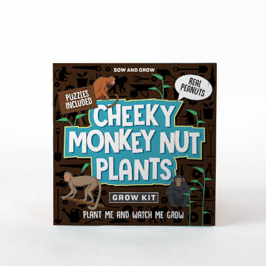 Sow and Grow - Cheeky Monkey