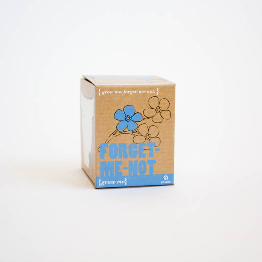 Image of Forget-me-not gift box