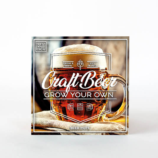 Grow Your Own - Craft Beer