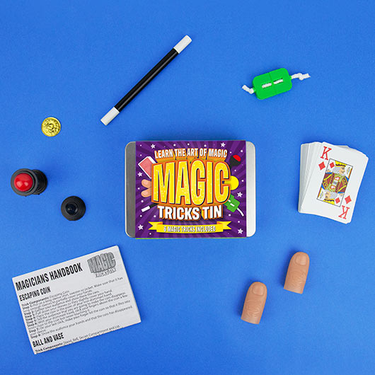 Magic Tricks Tin