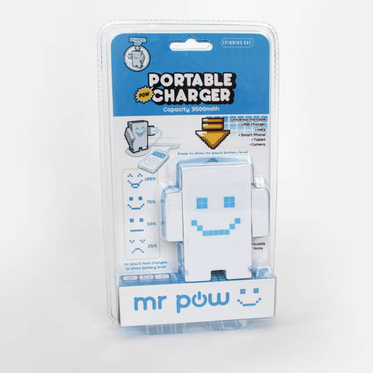 Portable Charger - Mr Pow