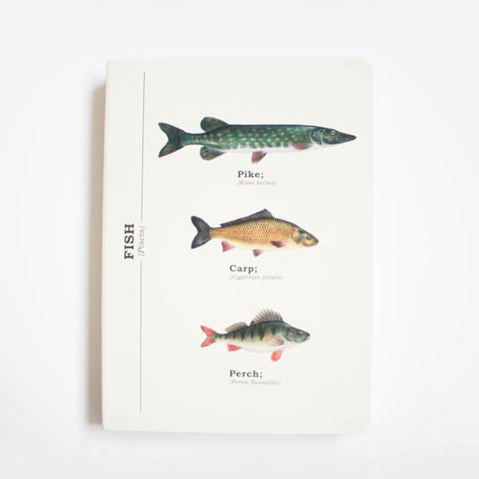 River Fish Notebook