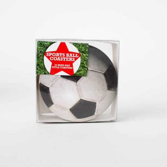 Coasters - Sport Ball
