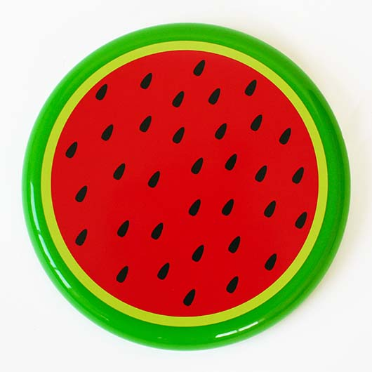 WATERMELON FLYING DISC