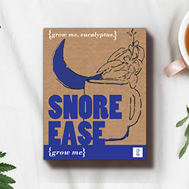 Grow Me: Snore Ease
