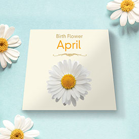 Birth Flowers - April
