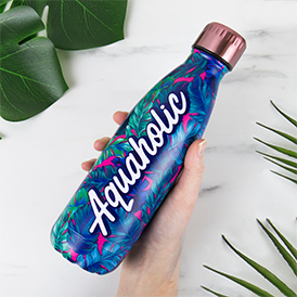 Beach Water Bottle