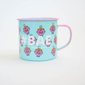 Mr Men Mug - Bae