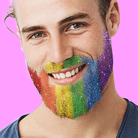 Beard Dazzled Beard Glitter