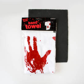 Blood Bath - Hand Towel