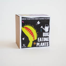 Sow & Grow - Bug-Eating Plants