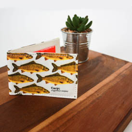 Fish Carp Card Holder