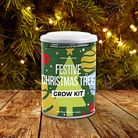 Grow Tin - Christmas Tree
