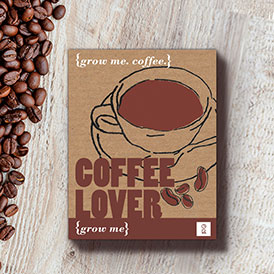 Grow Me: Coffee Lover
