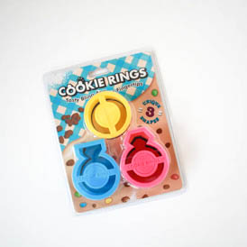 Cookie Cutter Rings