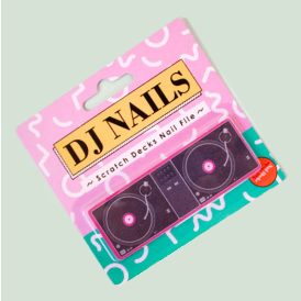 DJ Nails Deck Nail File