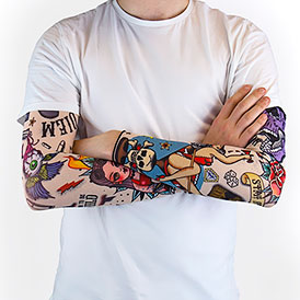 Emergency Sleeve Tattoos