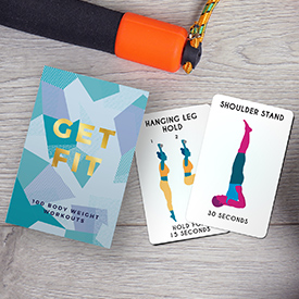 Get Fit cards