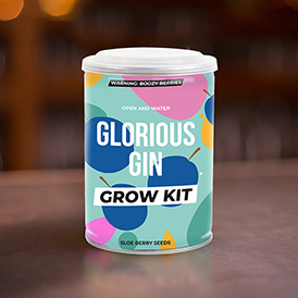 Grow Tin - Glorious Gin