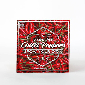 Grow Your Own - Hot Chilli Pepper