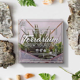 Grow Your Own - Terrarium