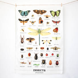 100% cotton tea towel