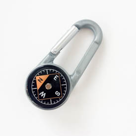 WILDLIFE - Key Ring Compass