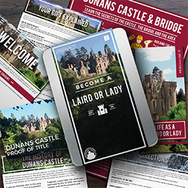 """Become a Laird or Lady"""