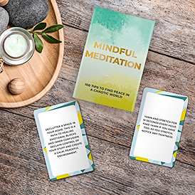 Mindful Meditation Cards