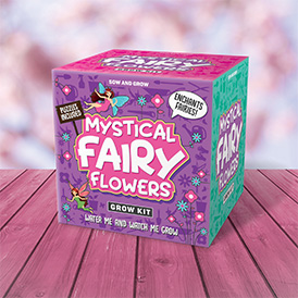 Mystical Fairy Flowers