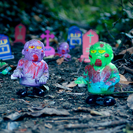 Wind Up Zombies
