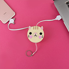 Retractable Cat Cable