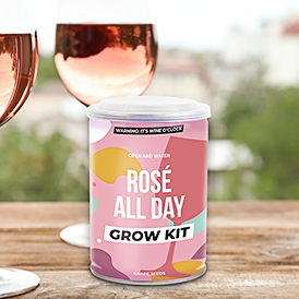 Grow Tin - Rosé Wine