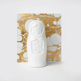 Russian Doll Money Box