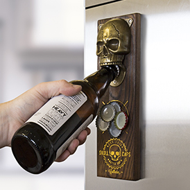 Skull Cap bottle opener
