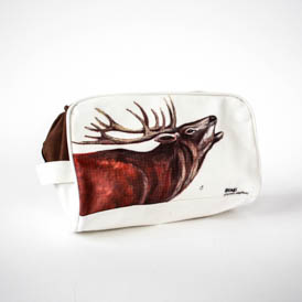 Stag Wash Bag